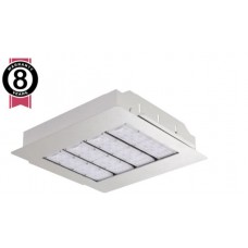 AOK-160WiR  LED Canopy Light, 160-200W HPS/MH Replacement