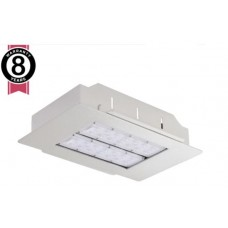 AOK-80WiR  LED Canopy Light, 160-200W HPS/MH Replacement